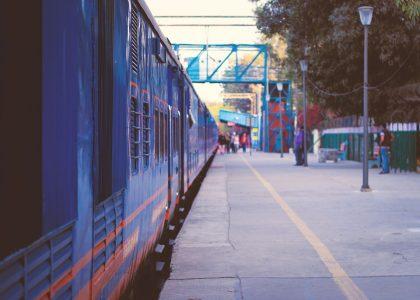 תחנת רכבת בדלהי