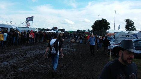 פסטיבל וואקן Wacken בגרמניה